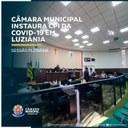 Câmara Municipal instaura CPI da Covid-19