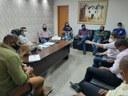 Câmara recebe visita do Sr. Nelson assessor do senador goiano Luís do Carmo