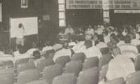 Encontro de agricultores no plenário da Casa em 1996