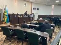 Câmara recebe Lei Orçmanetária Anual
