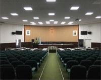 Câmara retoma sessão plenária sob nova gestão