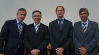 Pe. Hildo Aniceto é eleito presidente da CML!