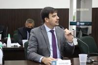 Vereador Luciano Braz apresenta pedidos para a comunidade de Luziânia